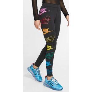 Nike Rainbow Swoosh Leggings